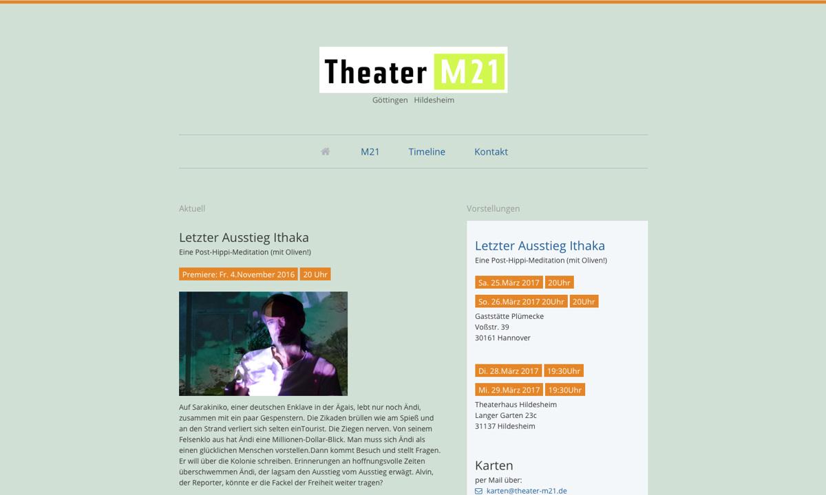 Theater M21