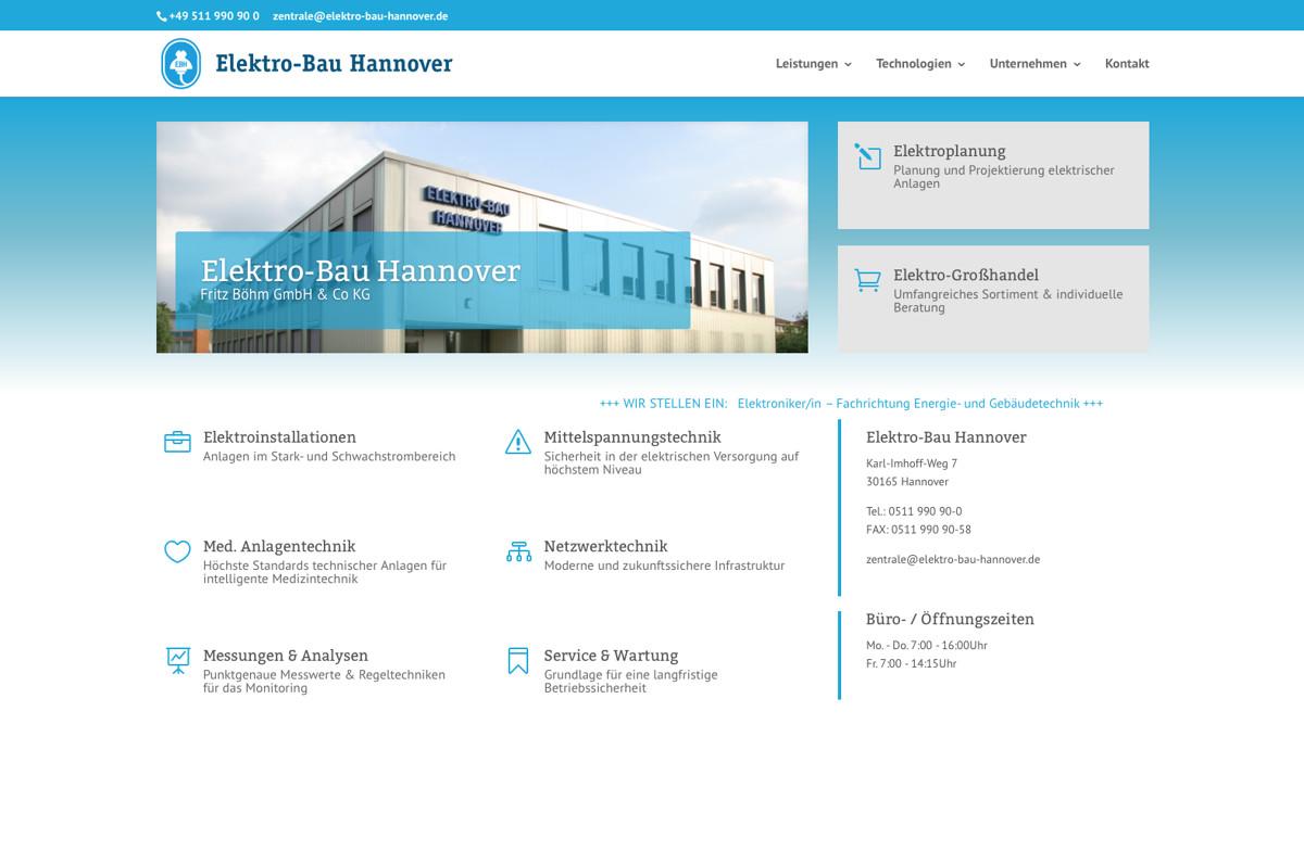 Elektro-Bau Hannover