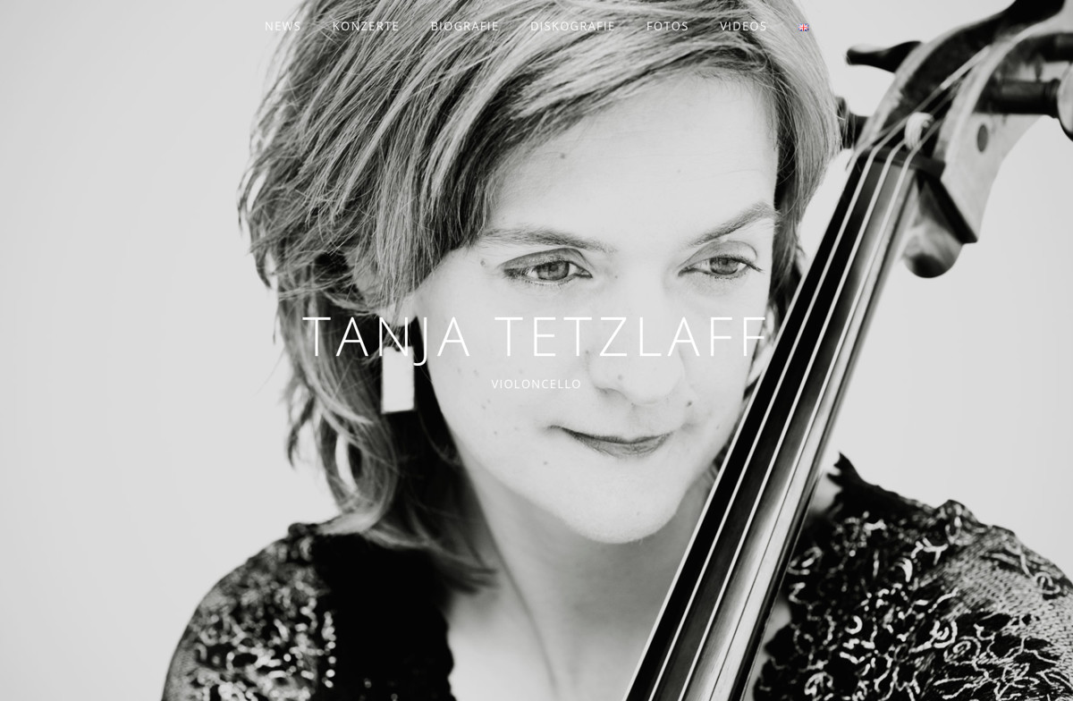 Tanja Tetzlaff – Violoncello