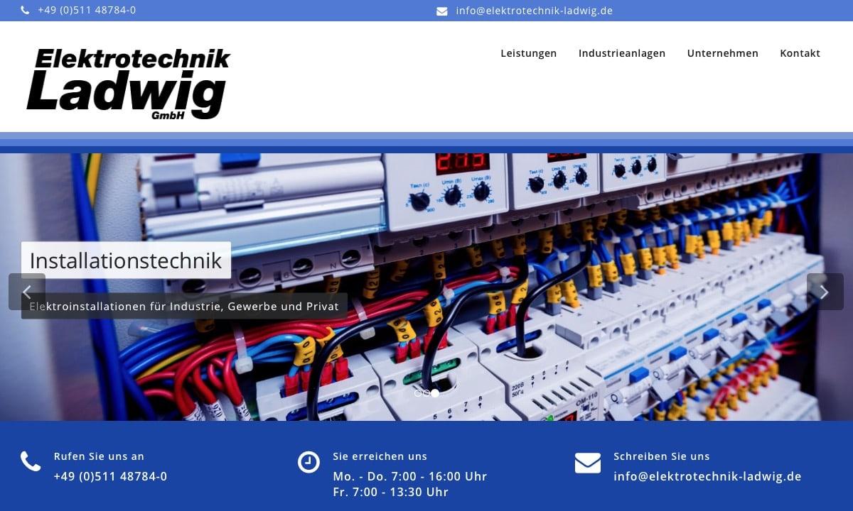 Elektrotechnik Ladwig GmbH